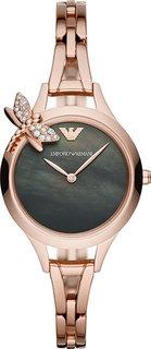 Женские часы в коллекции Aurora Женские часы Emporio Armani AR11139