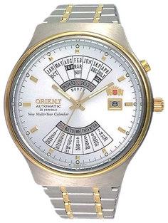 Японские мужские часы в коллекции Stylish & Smart Мужские часы Orient EU00000W