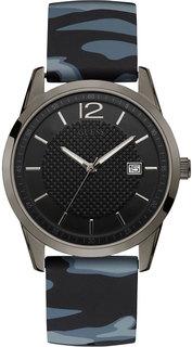 Мужские часы в коллекции Dress Steel Мужские часы Guess W0991G6