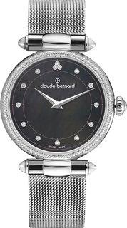 Швейцарские женские часы в коллекции Dress Code Женские часы Claude Bernard 20509-3MNANN