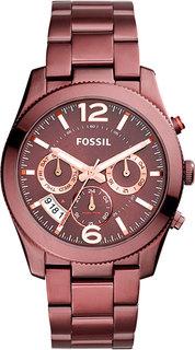 Женские часы в коллекции Perfect Boyfriend Женские часы Fossil ES4110