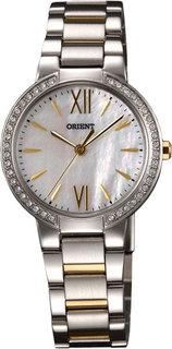 Японские женские часы в коллекции Dressy Женские часы Orient QC0M003W
