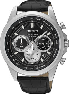 Японские мужские часы в коллекции CS Sports Мужские часы Seiko SSB249P1