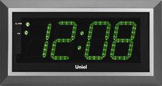 Настенные часы Uniel BV-11GSL