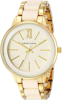 Женские часы в коллекции Plastic, Silicone Valley Женские часы Anne Klein 1412IVGB
