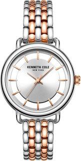 Женские часы в коллекции Transparent Женские часы Kenneth Cole KC50790003
