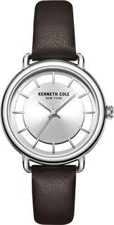 Женские часы в коллекции Transparent Женские часы Kenneth Cole KC50790005