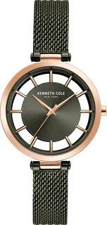 Женские часы в коллекции Transparent Женские часы Kenneth Cole KC50796002