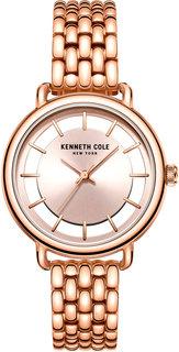 Женские часы в коллекции Transparent Женские часы Kenneth Cole KC50790002