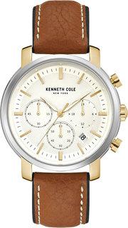 Мужские часы в коллекции Dress Sport Мужские часы Kenneth Cole KC50775005