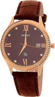 Японские женские часы в коллекции Lady Rose Женские часы Orient UNF8001T