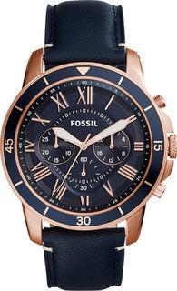 Мужские часы в коллекции Grant Мужские часы Fossil FS5237