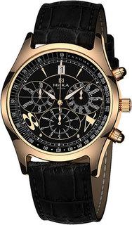 Золотые мужские часы в коллекции Celebrity Мужские часы Ника 1024.0.1.52 Nika