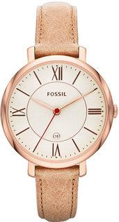 Женские часы в коллекции Jacqueline Женские часы Fossil ES3487