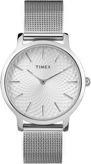 Женские часы в коллекции Metropolitan Женские часы Timex TW2R36200RY
