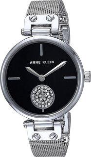 Женские часы в коллекции Crystal Женские часы Anne Klein 3001BKSV