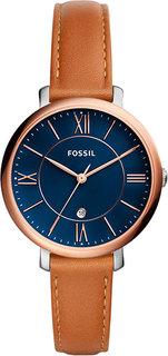 Женские часы в коллекции Jacqueline Женские часы Fossil ES4274