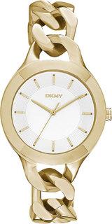 Женские часы в коллекции Chain Game Женские часы DKNY NY2217