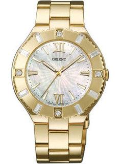 Японские женские часы в коллекции Elegant/Classic Женские часы Orient QC0D003W