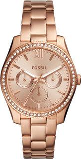 Женские часы в коллекции Scarlette Женские часы Fossil ES4315
