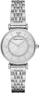 Женские часы в коллекции Gianni T-Bar Женские часы Emporio Armani AR1908