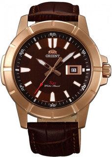 Японские мужские часы в коллекции SP series Мужские часы Orient UNE9001B