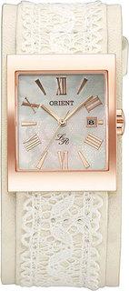 Японские женские часы в коллекции Lady Rose Женские часы Orient SZCC004W