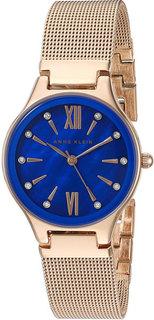 Женские часы в коллекции Crystal Женские часы Anne Klein 2418CBRG