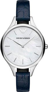 Женские часы в коллекции Aurora Женские часы Emporio Armani AR11090