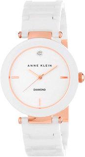 Женские часы в коллекции Diamond Женские часы Anne Klein 1018RGWT