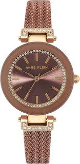 Женские часы в коллекции Crystal Женские часы Anne Klein 1907BNTT