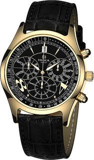 Золотые мужские часы в коллекции Георгин Мужские часы Ника 1024.0.3.52 Nika