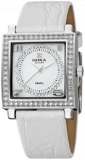 Женские часы в коллекции Ландыш серебристый Женские часы Ника 1804.2.9.14 Nika