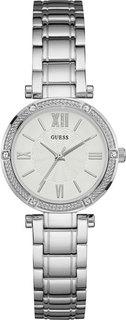 Женские часы в коллекции Dress Steel Женские часы Guess W0767L1