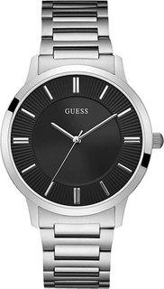Мужские часы в коллекции Dress Steel Мужские часы Guess W0990G1