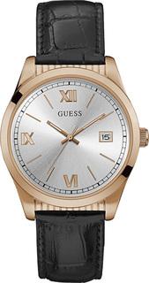 Мужские часы в коллекции Dress Steel Мужские часы Guess W0874G2