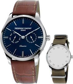Швейцарские мужские часы в коллекции Classics Мужские часы Frederique Constant FC-259NT5B6
