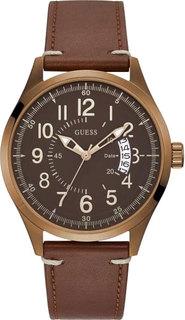 Мужские часы в коллекции Dress Steel Мужские часы Guess W1102G3