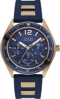 Мужские часы в коллекции Dress Steel Мужские часы Guess W1167G3