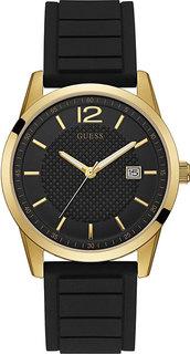 Мужские часы в коллекции Dress Steel Мужские часы Guess W0991G2