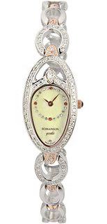 Женские часы в коллекции Giselle Женские часы Romanson RM9207QLJ(GD)