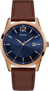 Мужские часы в коллекции Dress Steel Мужские часы Guess W1186G3