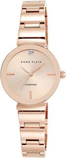 Женские часы в коллекции Diamond Женские часы Anne Klein 2434RGRG