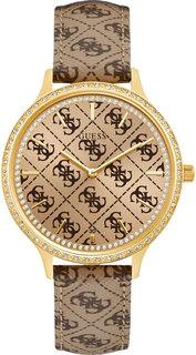 Женские часы в коллекции Dress Steel Женские часы Guess W1229L2