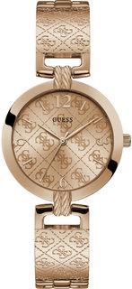 Женские часы в коллекции Dress Steel Женские часы Guess W1228L3