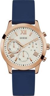Женские часы в коллекции Dress Steel Женские часы Guess W1265L1