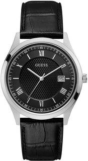 Мужские часы в коллекции Dress Steel Мужские часы Guess W1182G3