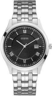Мужские часы в коллекции Dress Steel Мужские часы Guess W1218G1
