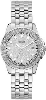 Женские часы в коллекции Dress Steel Женские часы Guess W1235L1