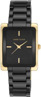 Женские часы в коллекции Ceramics Женские часы Anne Klein 2952BKGB